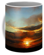 Prudhoe Bay Sunset Coffee Mug