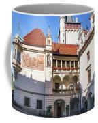 Pruhonice Castle Architecture Coffee Mug