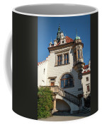 Pruhonice Castle Side View Coffee Mug