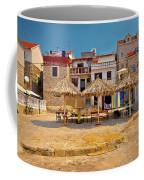 Prvic Luka Waterfront Architecture View Coffee Mug