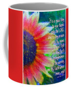 Psalms 92 1 2 Coffee Mug