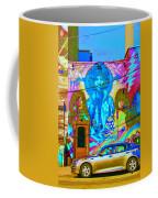 Psychdelic Rockers Coffee Mug