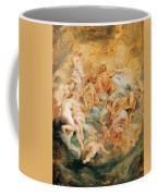 Psyche Taken Up Into Olympus Coffee Mug