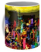 Psychedelic  Dubai Art Coffee Mug