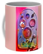 Psychedelic Gauges Coffee Mug