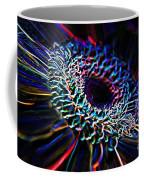 Psychedelic Neon Coffee Mug
