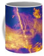 Psychedelic Skys Coffee Mug