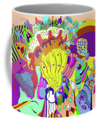Psychedellic Pinch Coffee Mug