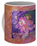 Psycho Pattern Coffee Mug