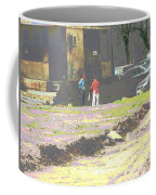 Psychodelic Wasteland Coffee Mug