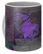 Psycho Warhol Deep Purple Coffee Mug