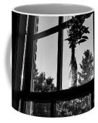 Pt 2 Flowers On A Windowsill Coffee Mug