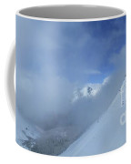 Ptarmigan Pass North - Glacier National Park Coffee Mug