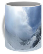 Ptarmigan Pass South Approach - Glacier National Park Coffee Mug