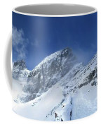 Ptarmigan Pass Tunnel South - Glacier National Park Coffee Mug