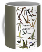 Pterosaur Reptiles Coffee Mug