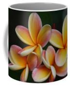 Pua Melia Plumeria Kuulei Haiku Coffee Mug