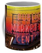 Public Market Mosaic 2 Coffee Mug