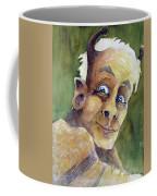 Puck II Coffee Mug