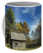 Puckett Cabin Va Coffee Mug