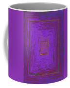 Puddle Blue Coffee Mug