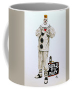 Puddles Loves Coffee Mug