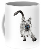 Pudsquiz Belina On The Prowl  Coffee Mug