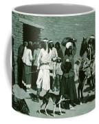 Pueblo Indian Village Coffee Mug