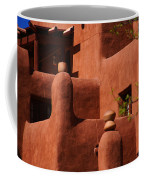 Pueblo Revival Style Architecture II Coffee Mug