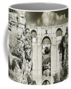 Puente Nuevo Tajo De Ronda Andalucia Spain Europe Coffee Mug