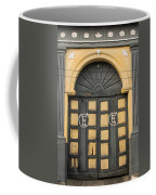 Puerta Suchitoto 2 Coffee Mug