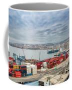 Puerto De Valparaiso Coffee Mug