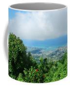 Puerto Plata Mountain View Of The Sea Coffee Mug