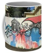 Puerto Rican Graffiti Coffee Mug