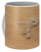 Puff Adder Snake Coffee Mug