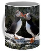 Puffin Love Coffee Mug
