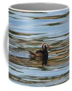 Puffin Reflected Coffee Mug