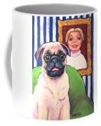 Pug - Beth Ann And Butch Coffee Mug