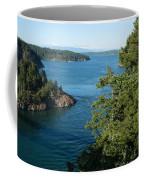 Puget Sound Coffee Mug