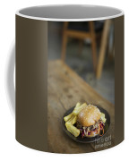 Pulled Pork Bun With Fries Coffee Mug