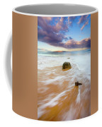Pulled To The Sea Coffee Mug by Mike  Dawson