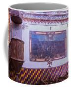 Pulpit San Xavier Mission - Tucson Arizona Coffee Mug
