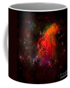 Pulsar Coffee Mug by Corey Ford