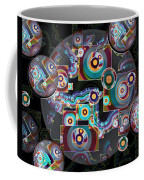 Pulse Of The Motherboard Coffee Mug