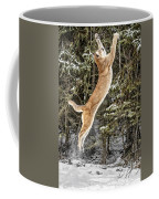 Puma High Jump Coffee Mug