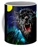Pumpernickel Puma Coffee Mug