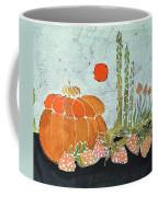 Pumpkin And Asparagus Coffee Mug