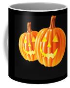 Pumpkin Double  Coffee Mug