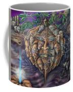 Pumpkin Morph Cycle Coffee Mug