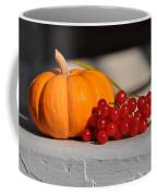Pumpkin N Berries Coffee Mug